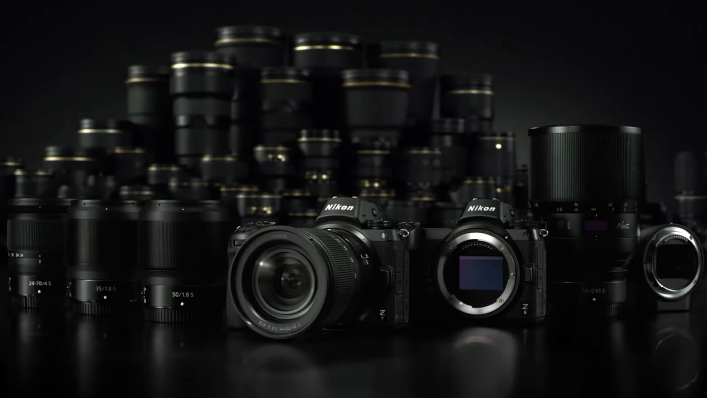 Nikon reveals Z7 and Z6 eye detection in new update - Videomaker