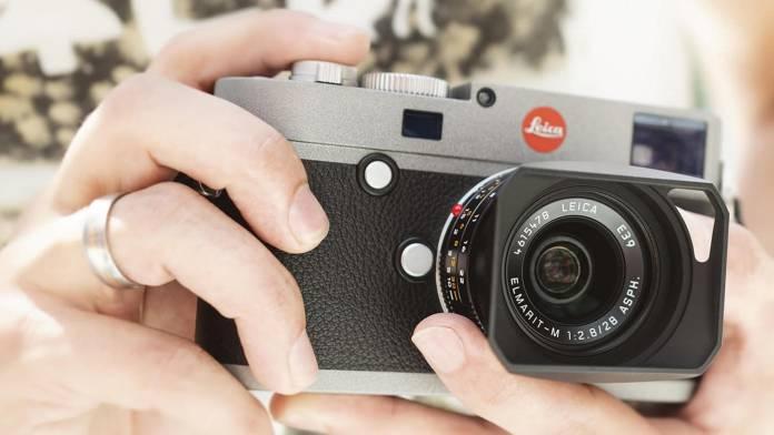 Leica's M-E (Typ 240) camera