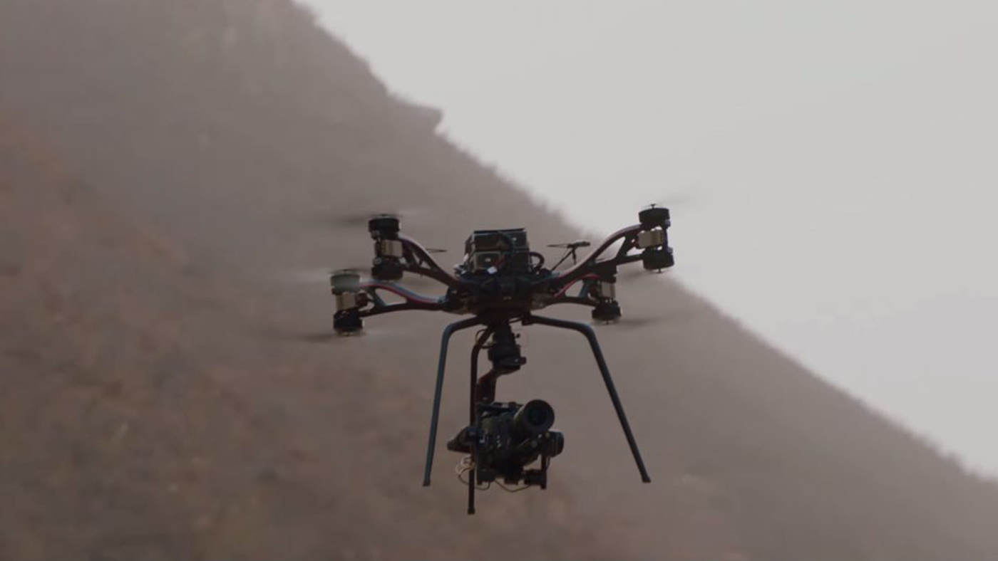 DJI silently released a heavy-lifting drone: the DJI Storm - Videomaker