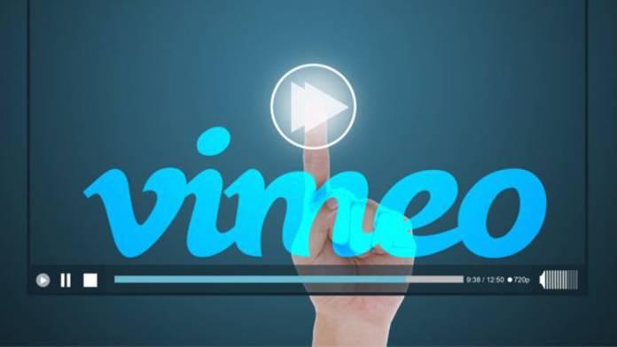Vimeo live graphics