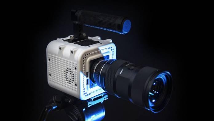Octopus Camera