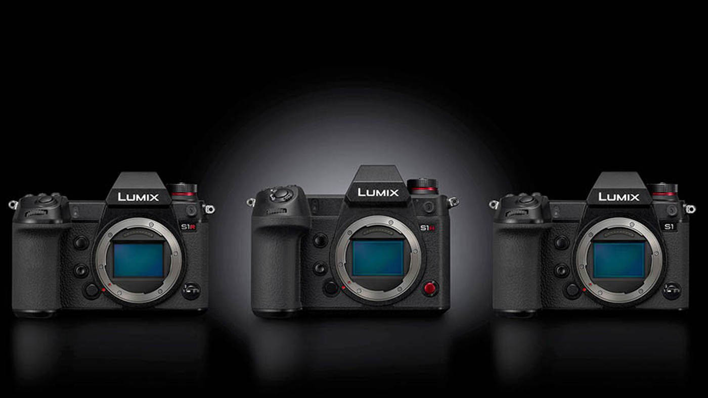 Panasonic LUMIX S1H is the first mirrorless camera to shoot 6K 24p video