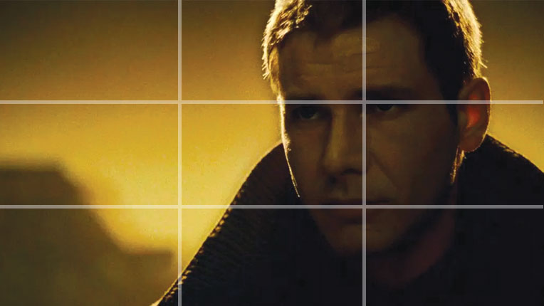 Blade Runner, Rule of Thirds, Composition in photography and film