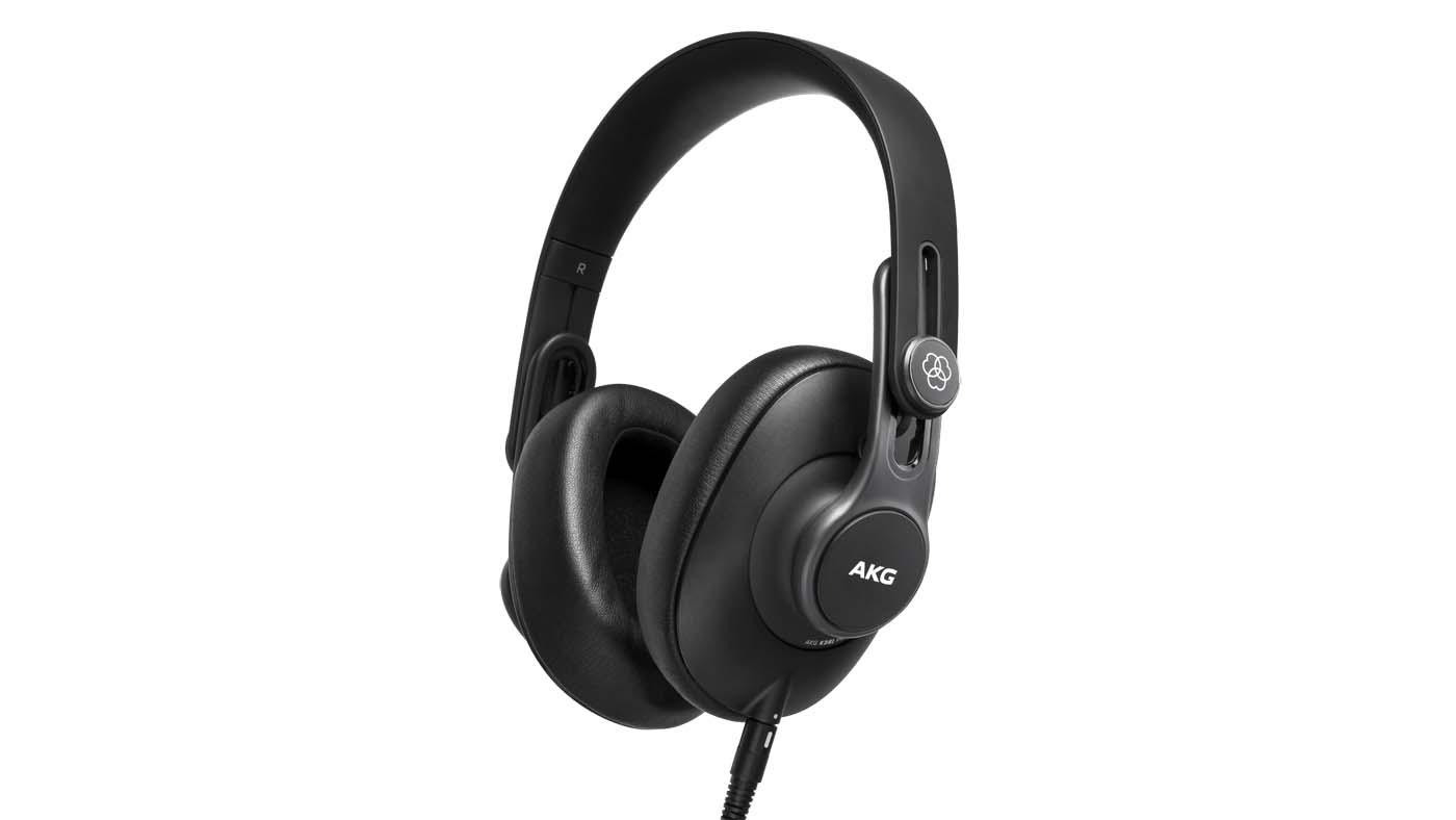 AKG K361 headphones