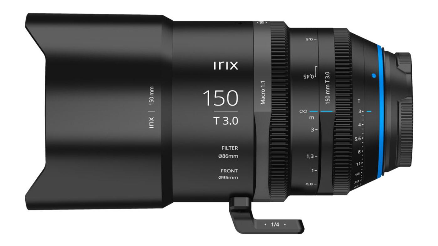 Irix Cine 150mm T3.0 Macro 1:1