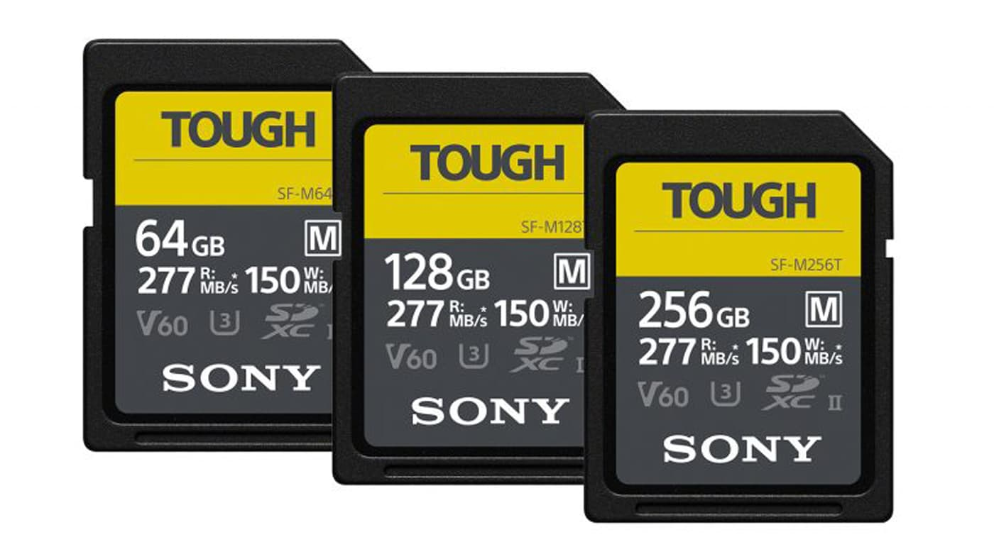 Sony unveils fast UHS-II SD/microSD card reader: MRW-S3