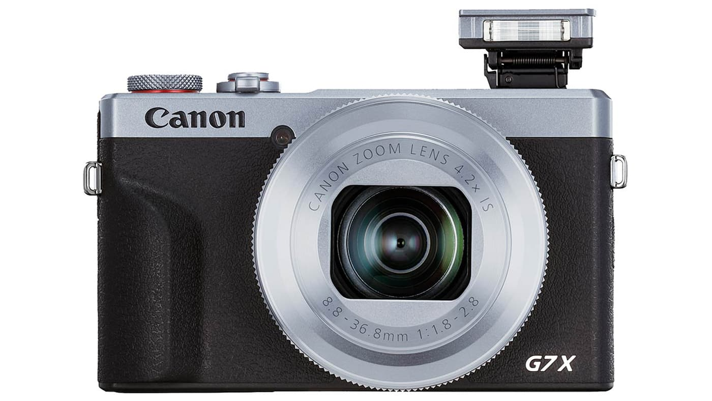 PowerShot G-Series G7X Mark III