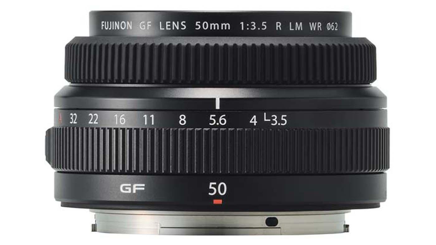 GF 50mm f/3.5 R LM WR
