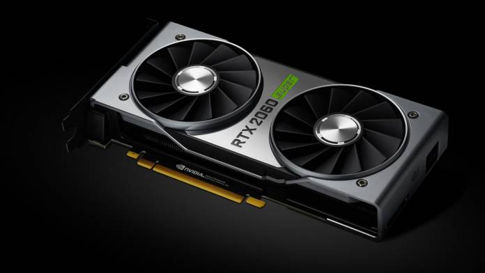 RTX 2060 Super Series graphics cards