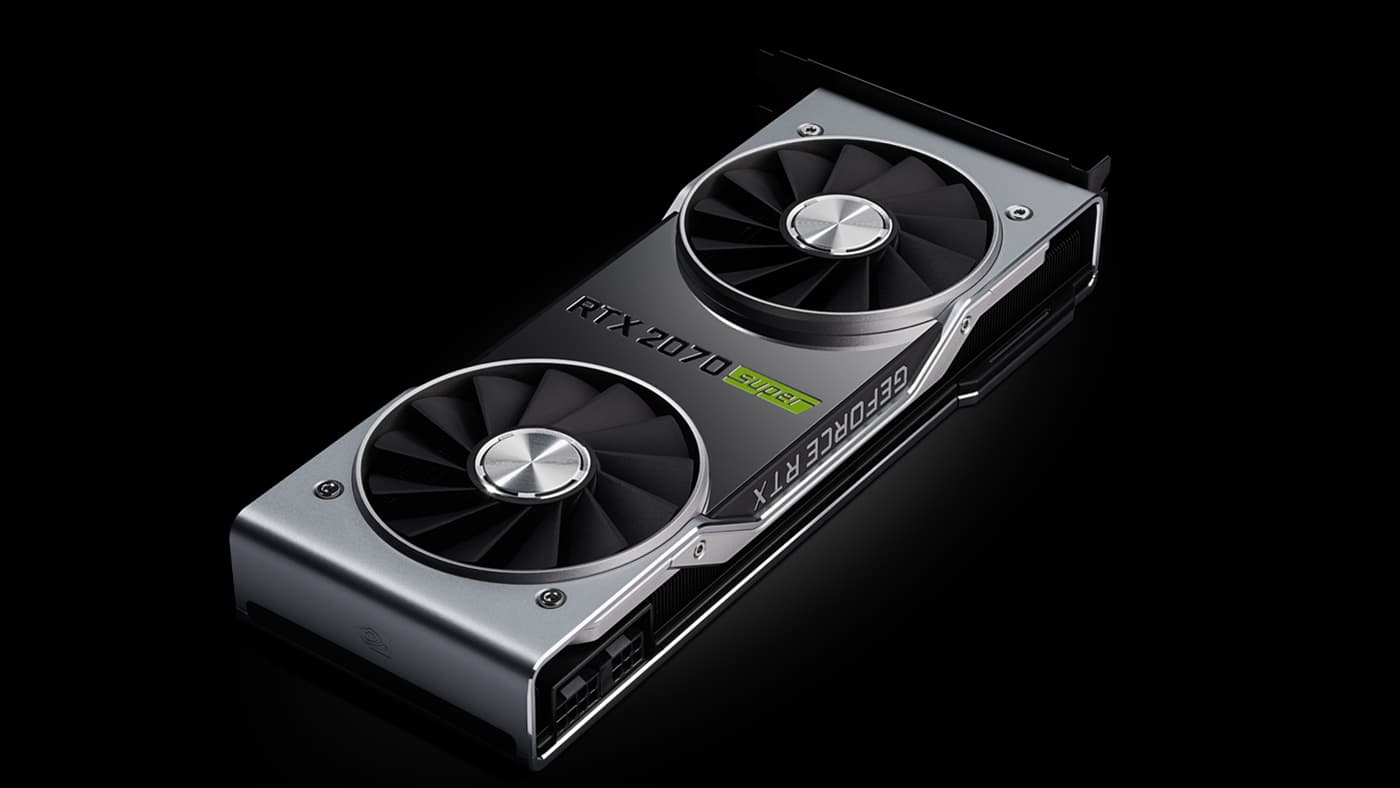 RTX 2070 Super Series graphics cards