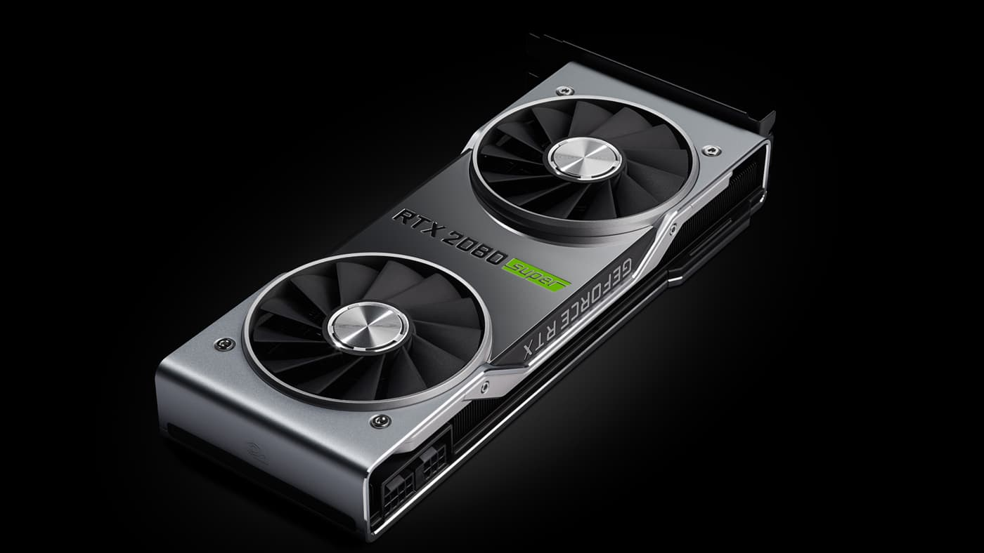 RTX 2080 Super Series graphics cards