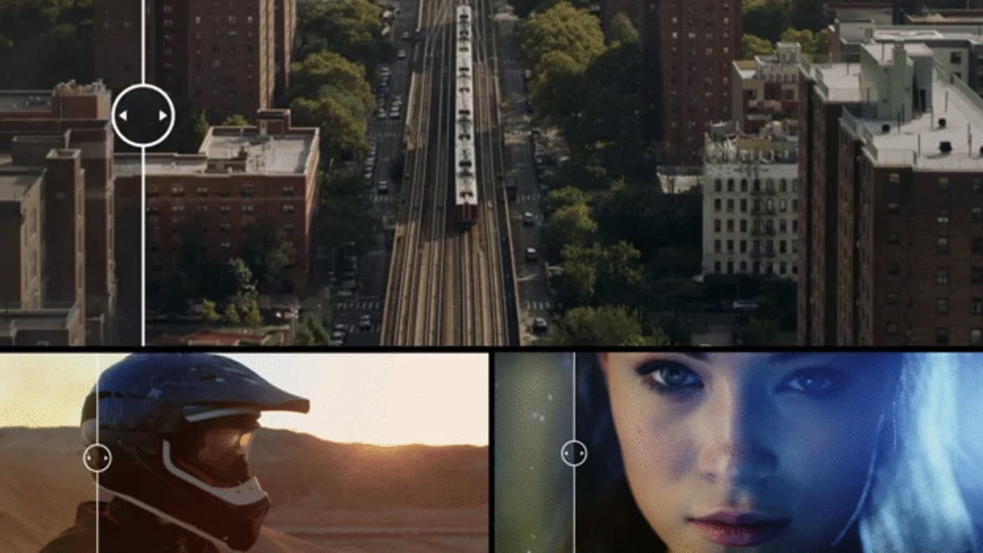 Shutterstock Elements offers thousands of cinematic effects