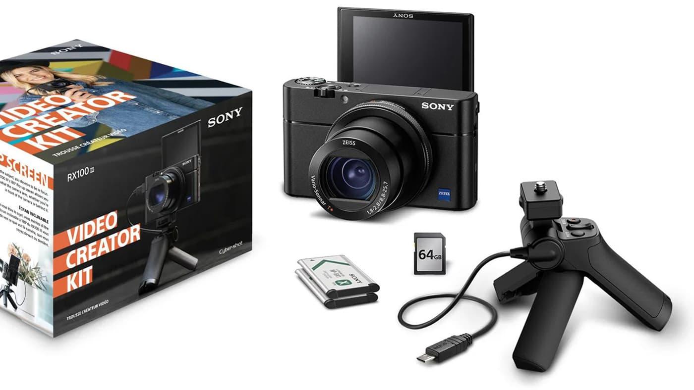 Sony's RX100 III creator kit