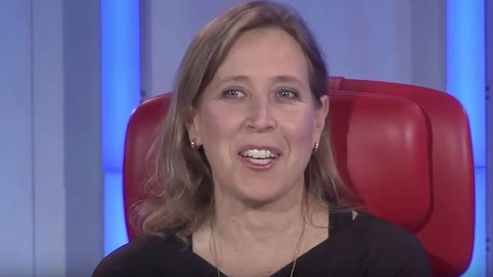 YouTube CEO Susan Wojcicki supports the freedom of creators that upload YouTube videos