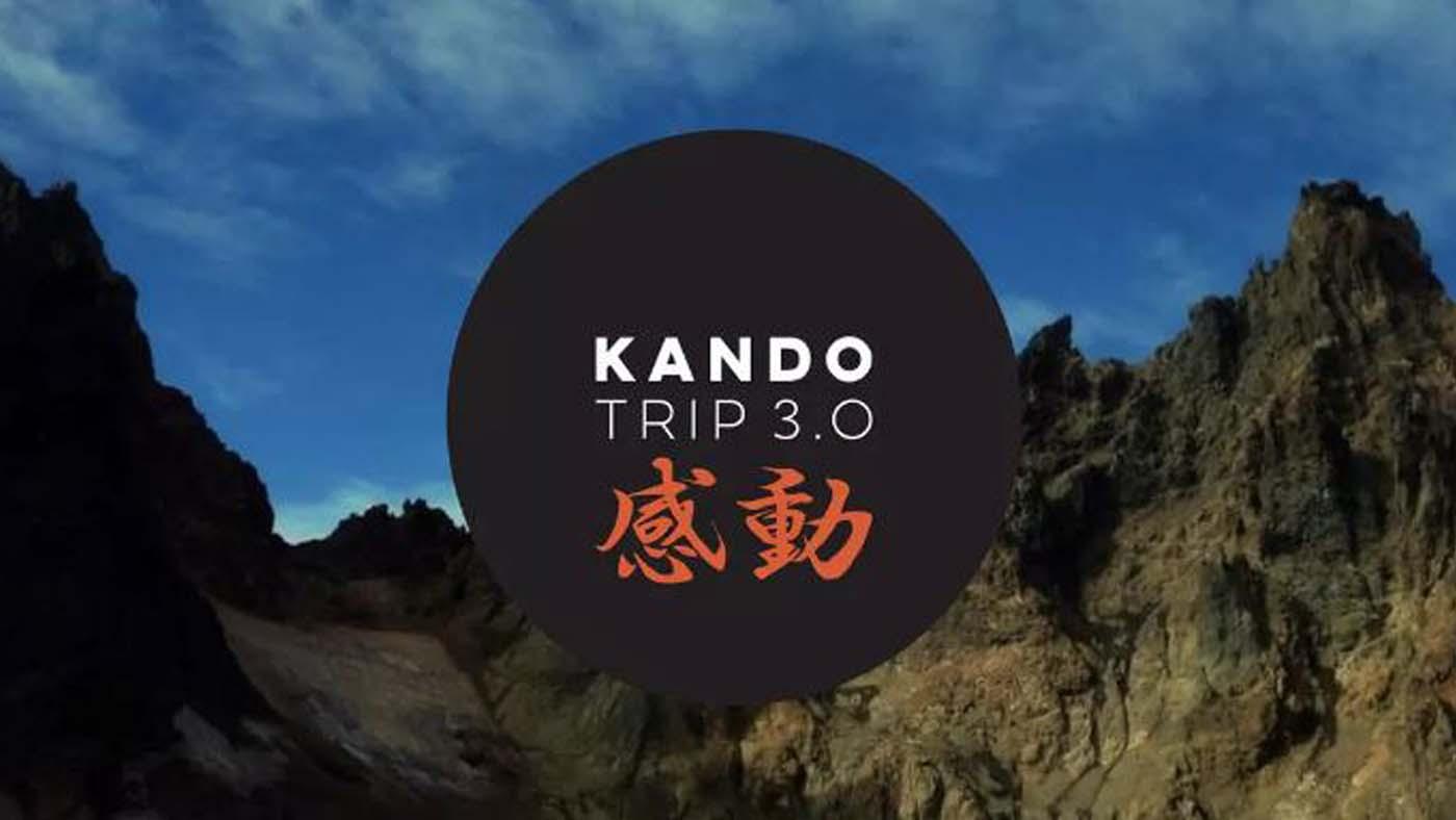 Kando trip 3.0 leads into new BeAlpha video