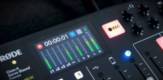 RØDECaster Pro firmware update 2.0