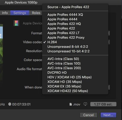 Explicación Sobre Formatos de video