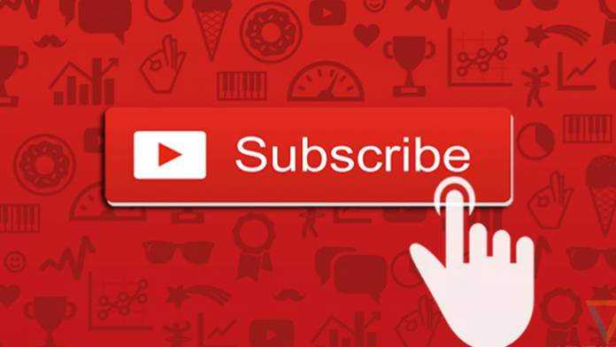 YouTube is rolling out abbreviated public subscriber counts