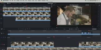 DaVinci Resolve 16.1 in action