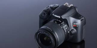 Canon EOS Rebel T6/EOS 1300D with Bluetooth
