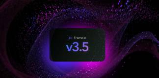 Frame.io v3.5 has been announced