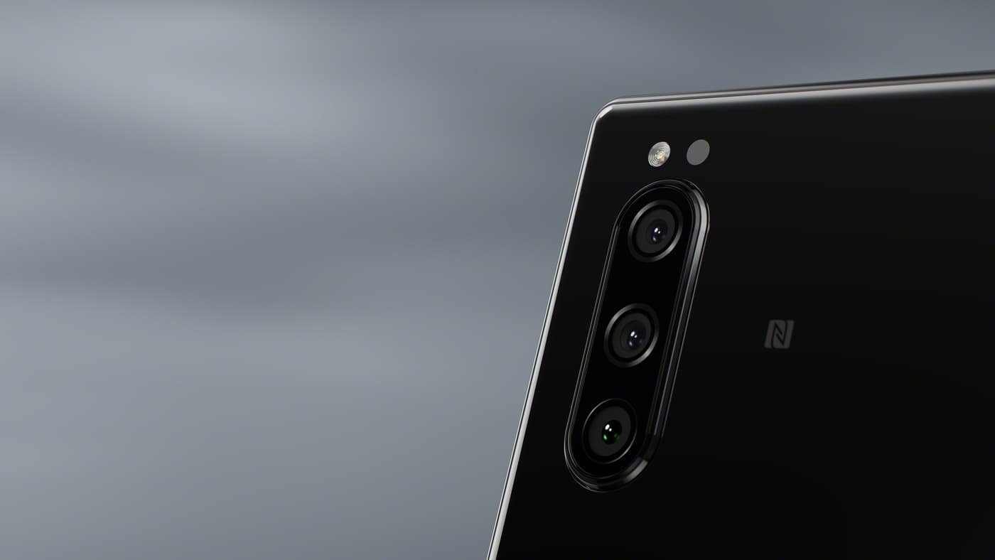 Sony's Xperia 5 smartphone goes all-in on cinematic video