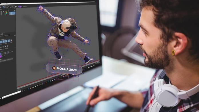 Boris FX Mocha Pro 2020 has been announced