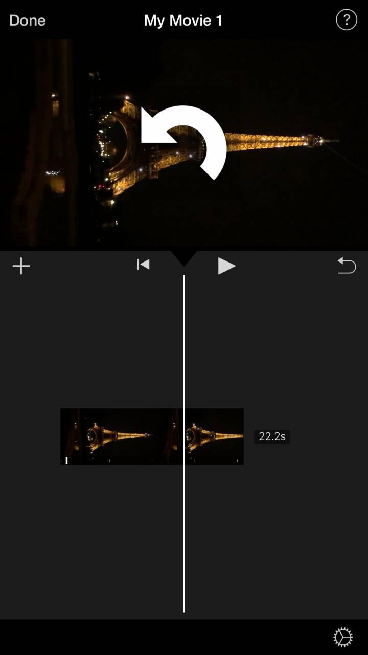 Как повернуть видео снятое на телефон: на Android, iOS, Windows и Mac