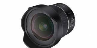 Rokinon announces 14mm F2.8 Full Frame Ultra-Wide lens