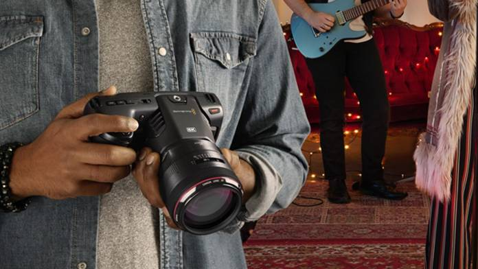 Blackmagic Camera Setup 6.6 firmware update is out now