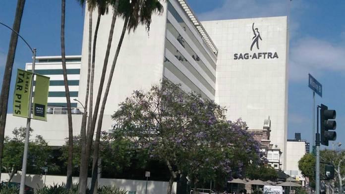 Image of the SAG-AFTRA building