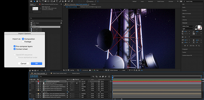 Adobe updates After Effects