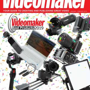 Videomaker January 2020 - February 2020 Magazine Issue