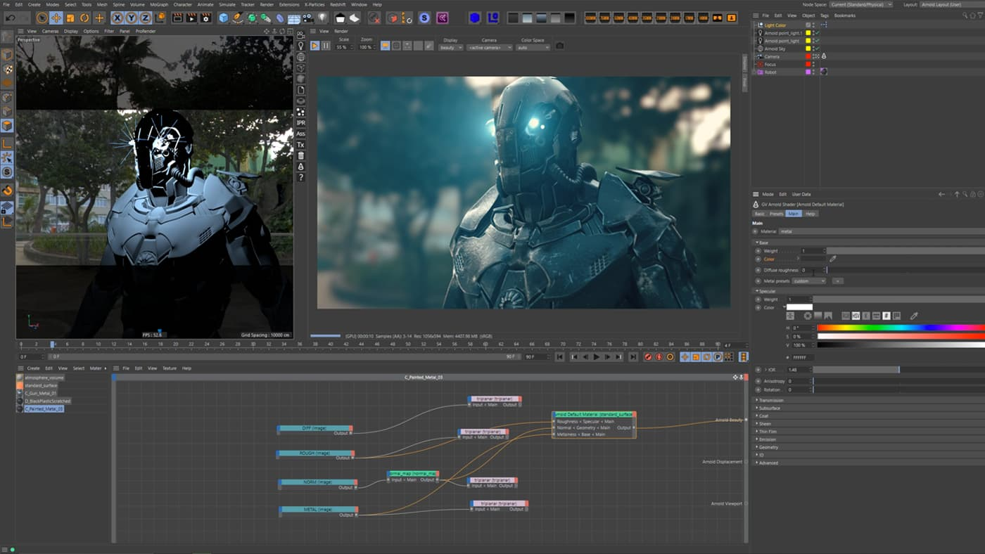 Autodesk Arnold 6 looks to simplify content creation