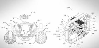 Patent news suggests DJI is making a ground-based drone