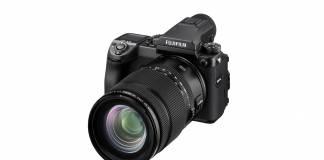 FUJIFILM announces GF45-100F4 lens