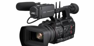 JVC Pro will ship CONNECTED CAM 500 Series
