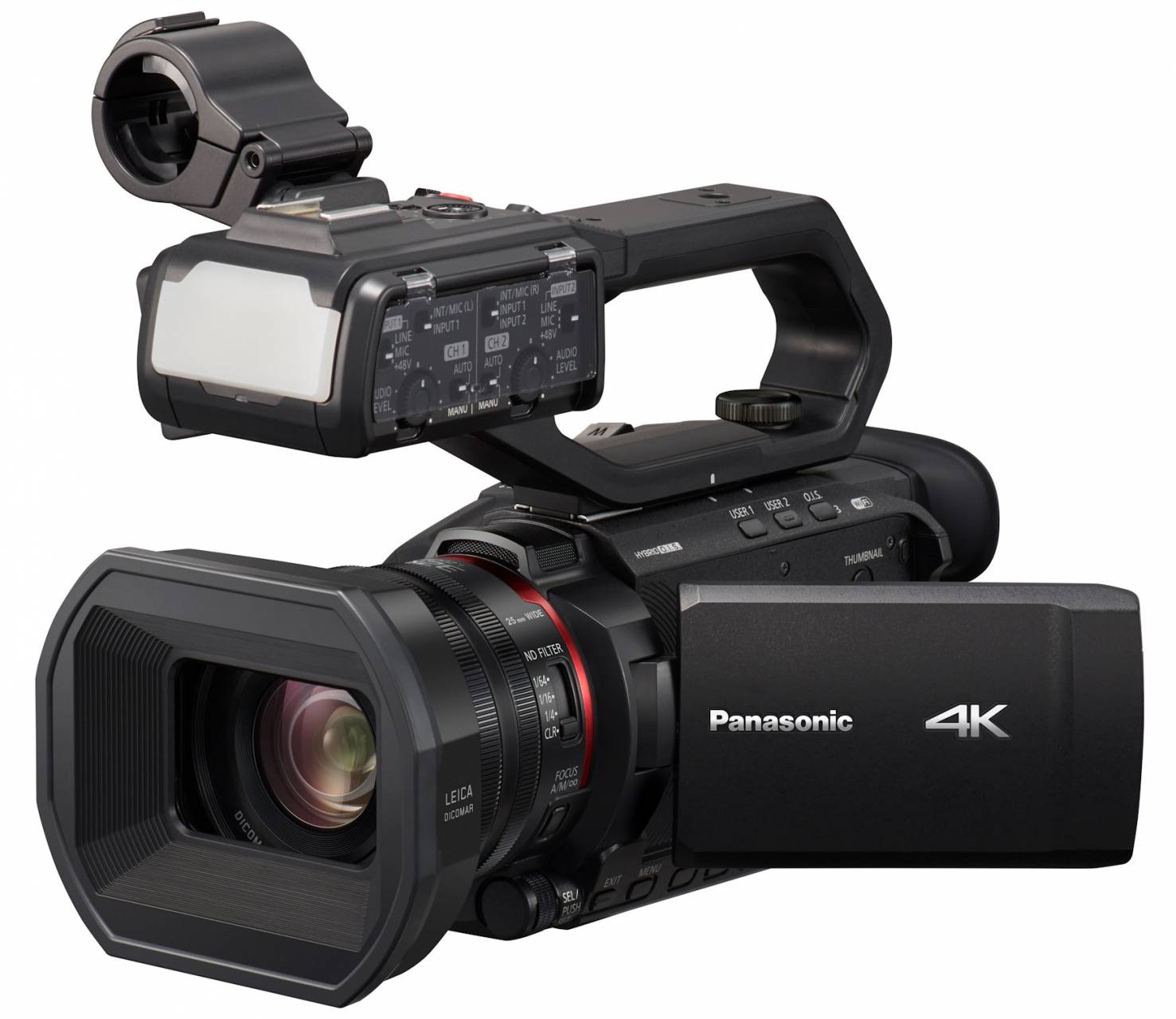 Panasonic HC-X2000 camcoder