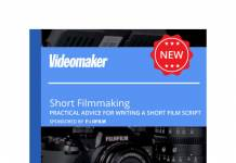 How to make a short film - Videomaker course covers