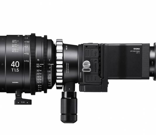 Sigma will ship the Mount Converter MC-31 this month
