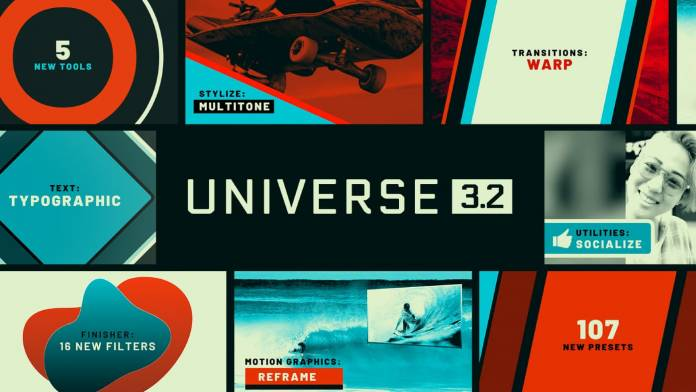 Red Giant Universe 3.2