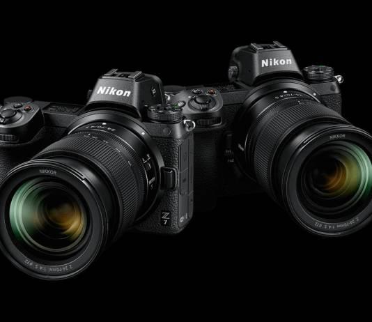 Nikon Z 6 and Z 7