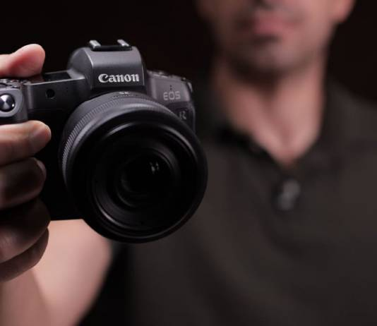 Canon is working on an 8K EOS R camera