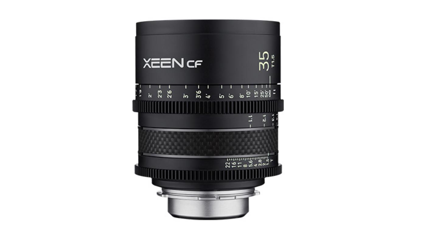 Rokinon Xeen CF 35mm T1.5