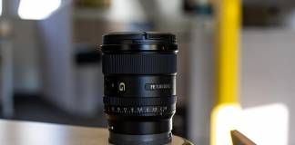 Sony announces FE 20mm F1.8 G