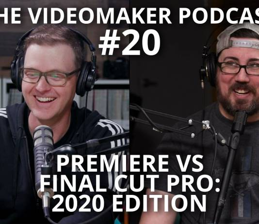 The Videomaker Podcast: Q&A - Mike Wilhelm, Chris Monlux