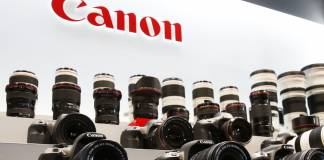 Canon equipment