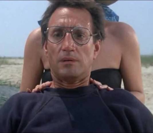 The Hitchcock Zoom was used in the film Jaws
