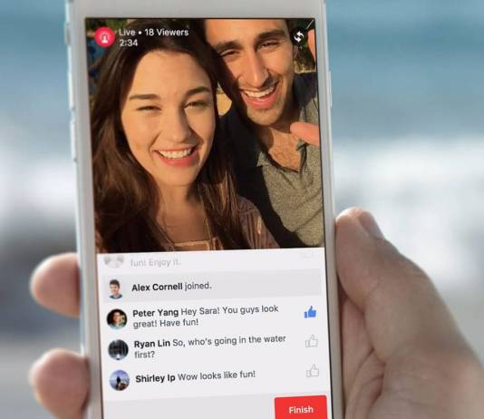 Here is how you can live stream on mobile