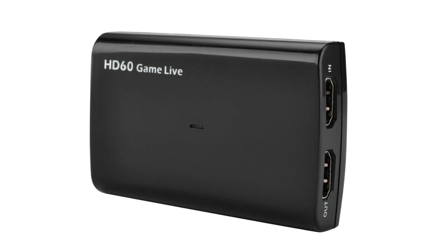 EZCAP USB3.0 4K HDMI game video capture card